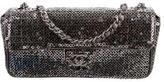 Chanel Sequin E/W Flap Bag