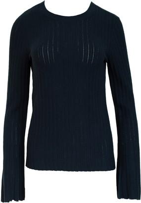 Frame Bell Crew Sweater