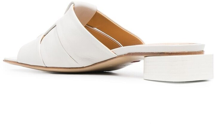 Thumbnail for your product : Halmanera Dalia leather sandals