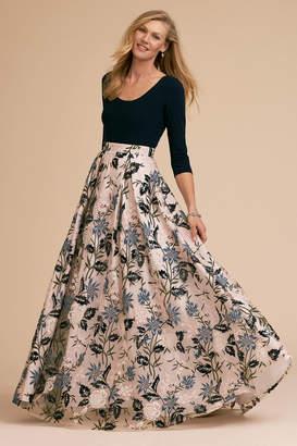 Anthropologie Gianni Wedding Guest Dress