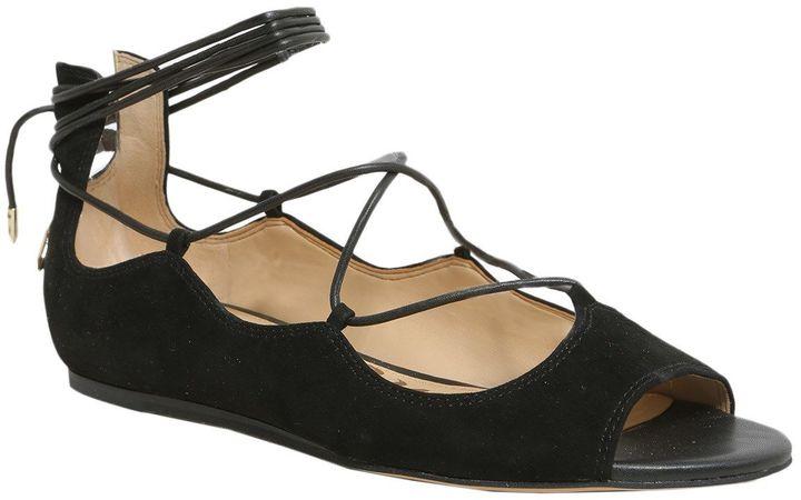 Sam Edelman Barbara Peep Toe Flats