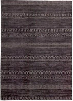 "Calvin Klein Maya Delta Wineberry Area Rug Rug Size: Rectangle 3'5"" x 5'5"""