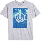 Neff Men's Largo City Graphic-Print Logo T-Shirt