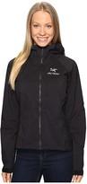 Arc'teryx Squamish Hoody (Black) Women's Coat