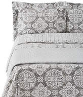 Glucksteinhome Brigette Four-Piece Duvet Cover and Quilt Set