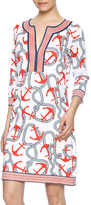 Gretchen Scott Anchors Away Dress