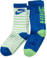 Nike 2-pc. Crew Socks