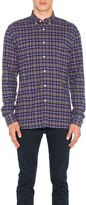Barney Cools Cabin Long Sleeve Shirt
