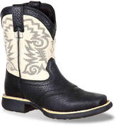 Durango Saddle Toddler & Youth Cowboy Boot - Boy's