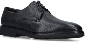 Stemar Shearling-Lined Derby Shoes