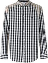 MSGM checked shirt - men - Cotton - 39