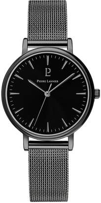 Pierre Lannier Womens Analogue Quartz Watch with Stainless Steel Strap 093L938