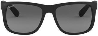 Ray-Ban Justin Rectangle Sunglasses