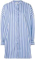 Aspesi striped shirt dress