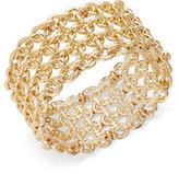 Thalia Sodi Gold-Tone Chain Link Stretch Bracelet, Only at Macy's