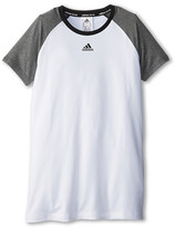 adidas Kids Girls' Tennis Core Tee (Little Kid/Big Kid)