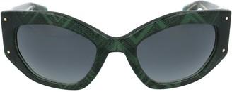 Missoni Cat-Eye Framed Sunglasses