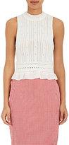 3.1 Phillip Lim Women's Studded Knit Sleeveless Top