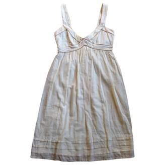 IRO Yellow Cotton Dresses