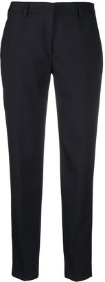 Paul Smith Cropped Slim-Fit Trousers