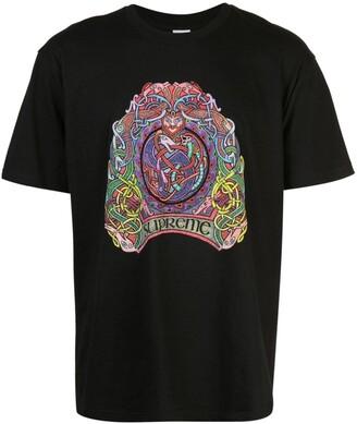 Celtic Supreme logo T-shirt