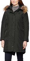 Blauer Women's Fish Tail Trench Coat