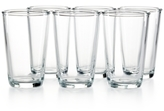 Martha Stewart Collection Heirloom Set of 6 Tumbler Glasses