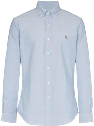 Polo Ralph Lauren classic Oxford shirt