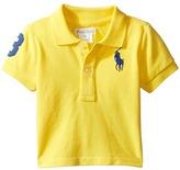 Ralph Lauren Short Sleeve Big Pony Top (Infant)