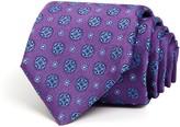 Canali Medium Medallion Classic Tie