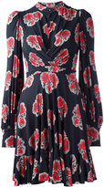 Alexander McQueen poppy print dress - women - Viscose - 42