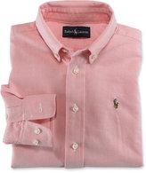 Ralph Lauren Little Boys' Blake Oxford Shirt