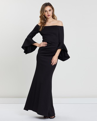 Montique Tessa Scuba Gown