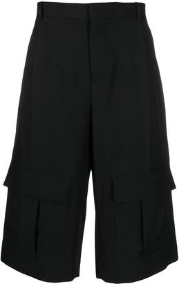 Loewe Pocket Detail Long Shorts