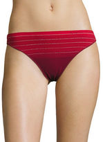 Calvin Klein Stretch Striped Thong