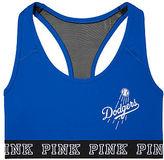 PINK Los Angeles Dodgers Ultimate Racerback Bra