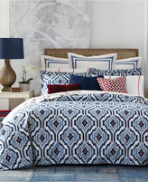 Tommy Hilfiger Ellis Island Ikat Full/Queen Duvet Set