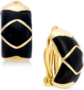 Charter Club Erwin Pearl Atelier for Clip-On Huggie Earrings, Only at Macy's