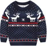 Emoyi Children's Lovely Sweater Pullover For Christmas Best Gift (4-5, )