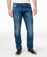 Calvin Klein Jeans Men's Slim-Fit Mechanic Blue Jeans