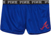 PINK Atlanta Braves Mesh Short