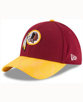 New Era Kids' Washington Redskins 2016 Sideline 39THIRTY Cap