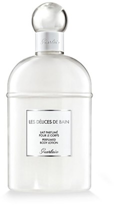 Guerlain Les Delices De Bain Perfumed Body Lotion