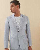 Ted Baker Linen and cottonblend blazer