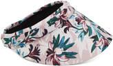 Nine West Tropical Floral Print Visor