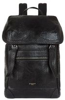 Givenchy Rider Python Backpack