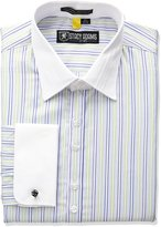 Stacy Adams Men's Classic Fit Cannes Dress Shirt