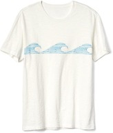 Gap Wave graphic tee