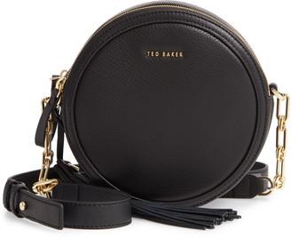 Ted Baker Errinn Leather Circle Crossbody Bag