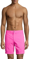 Trina Turk Safari Striped Board Shorts